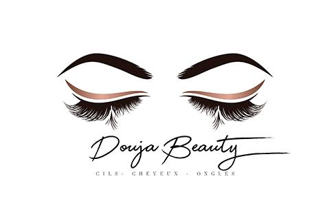 Douja Beauty - Logo